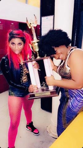 wuw womens tag trophy winners